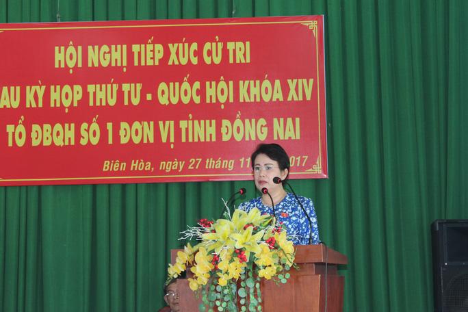 Bà Phan Thị Mỹ Thanh bị đề nghị khai trừ Đảng - Ảnh 1.