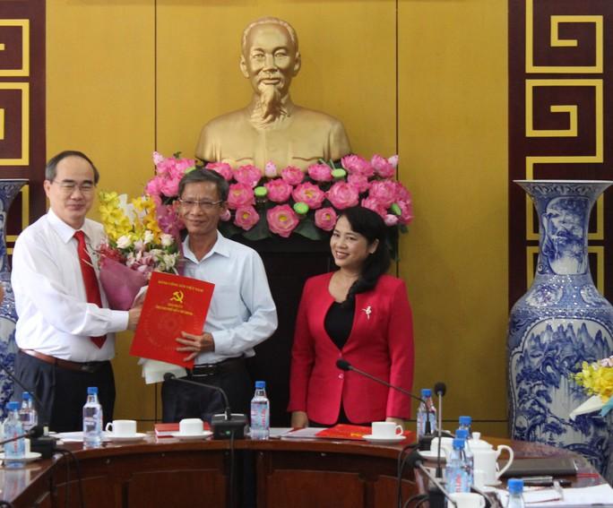 Bà Trần Kim Yến làm Bí thư Quận ủy quận 1, TP HCM - Ảnh 2.