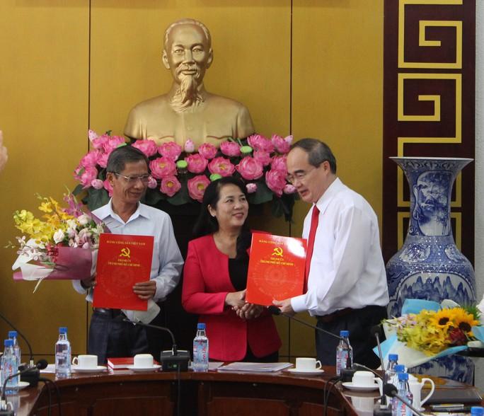 Bà Trần Kim Yến làm Bí thư Quận ủy quận 1, TP HCM - Ảnh 3.