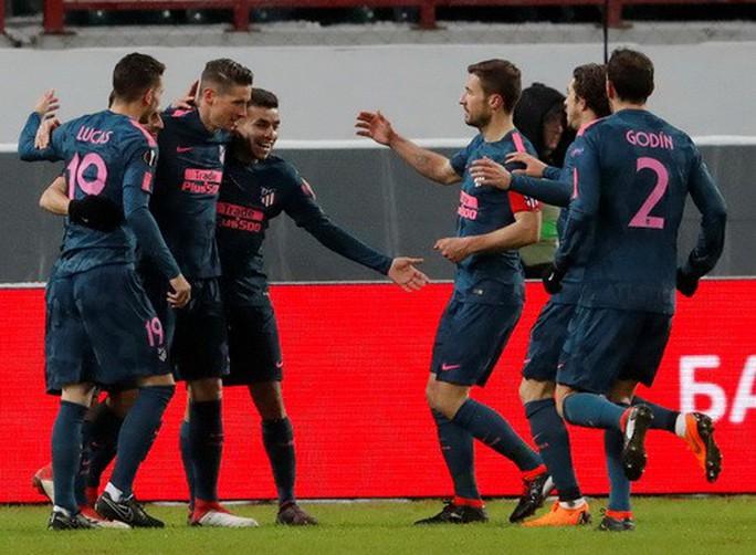 Arsenal đại phá AC Milan, Dortmund bị loại tủi hổ ở Europa League - Ảnh 7.