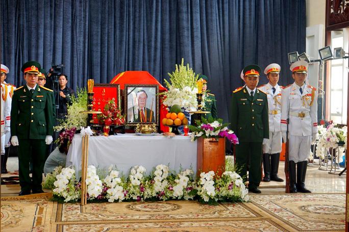 Nguyên Thủ tướng Nguyễn Tấn Dũng tham gia chuẩn bị lễ tang cố Thủ tướng Phan Văn Khải - Ảnh 1.