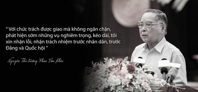 Cố Thủ tướng Phan Văn Khải: Muốn nghe nói thẳng, nói thật - Ảnh 1.