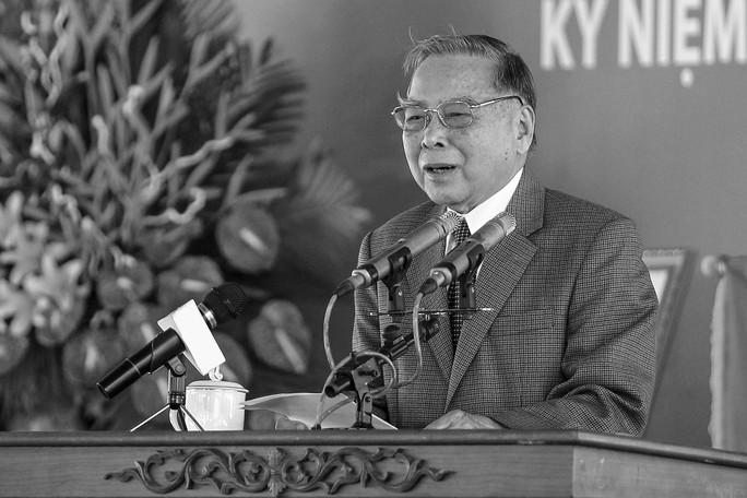 Nguyên Thủ tướng Phan Văn Khải: Anh em lái xe, phục vụ vất vả lắm - Ảnh 3.