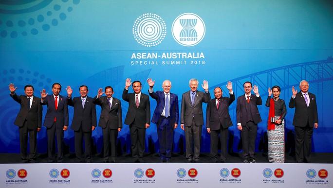 ASEAN - Úc hợp tác chống khủng bố - Ảnh 1.