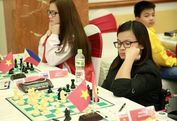 Nghị lực của những kỳ thủ đặc biệt tại giải HDBank 2018 - Ảnh 4.
