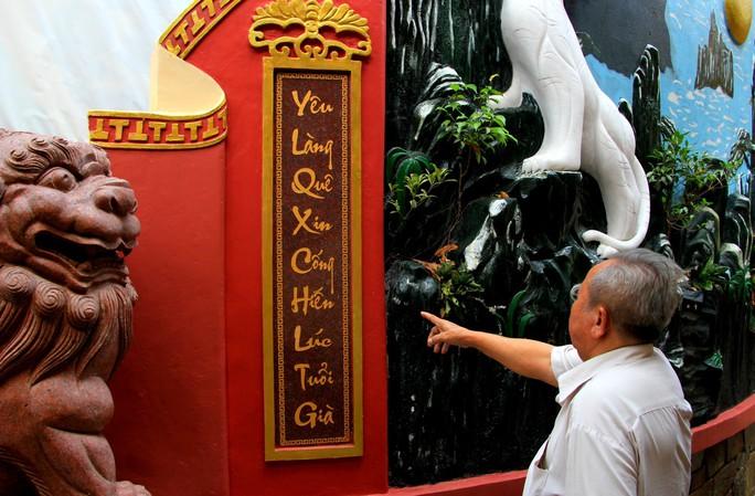Đình Tân Thông ngày nguyên Thủ tướng Phan Văn Khải đi xa - Ảnh 4.