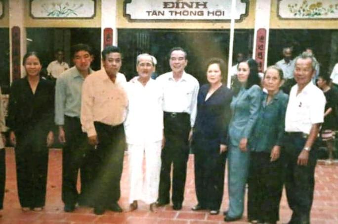 Nguyên Thủ tướng Phan Văn Khải sống rất đẹp trong lòng dân - Ảnh 2.