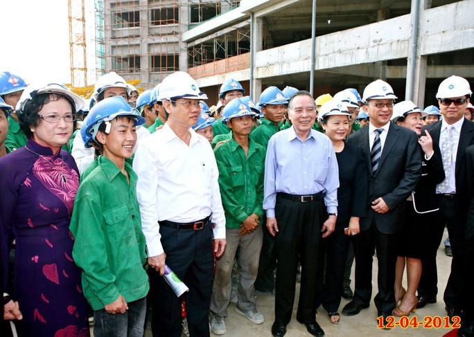 Nguyên Thủ tướng Phan Văn Khải: Người bạn lớn của doanh nhân - Ảnh 1.