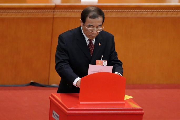 Ông Lý Khắc Cường được bầu lại làm thủ tướng Trung Quốc - Ảnh 2.