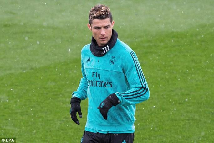 Ronaldo: Không một ai có thể so sánh với tôi - Ảnh 1.