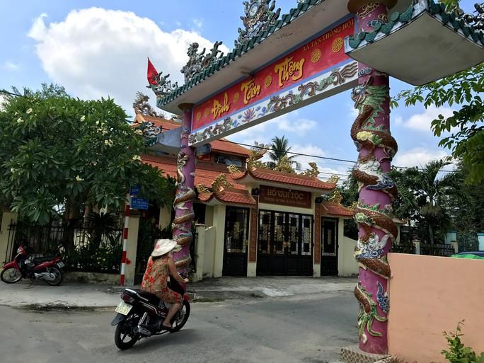 Đình Tân Thông ngày nguyên Thủ tướng Phan Văn Khải đi xa - Ảnh 1.