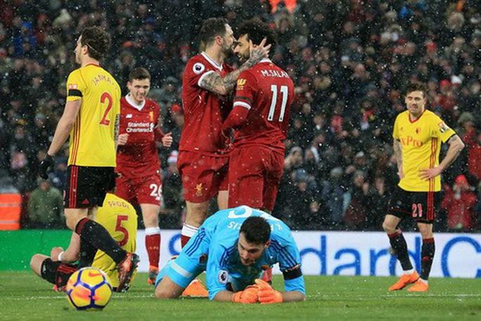 Hung thần Mo Salah giúp Liverpool thắng hủy diệt Watford - Ảnh 5.