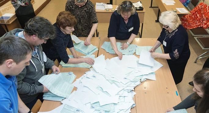 Bầu cử Nga: Tổng thống Putin thắng áp đảo - Ảnh 1.