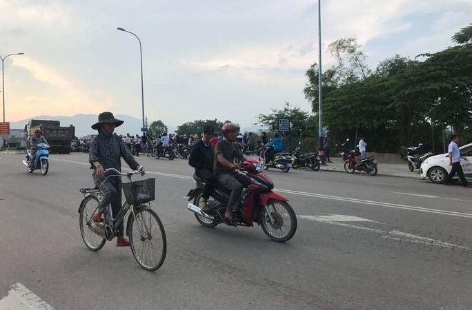 Quảng Nam: Một Việt kiều Mỹ nhảy cầu mất tích - Ảnh 1.