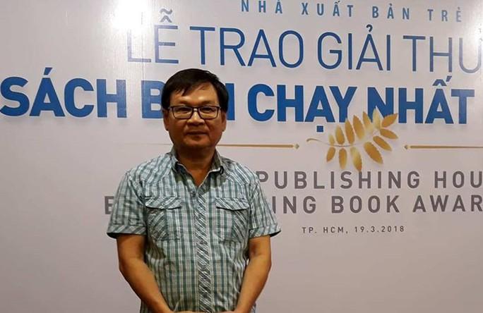 Nguyễn Nhật Ánh sững sờ vì quá nhiều giải thưởng - Ảnh 3.