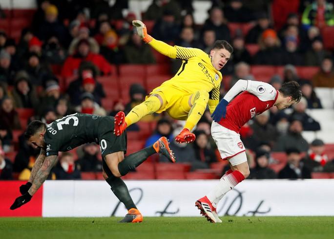 Man City tiếp tục thắng đậm Arsenal - Ảnh 3.