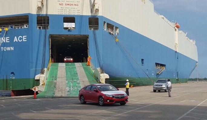 Ô tô Honda bất ngờ về nước, giá chào bán giảm trăm triệu - Ảnh 2.