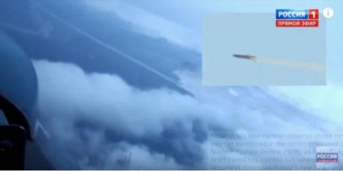Mỹ: Tên lửa hành trình mới của Nga rơi nhiều lần khi thử nghiệm - Ảnh 1.