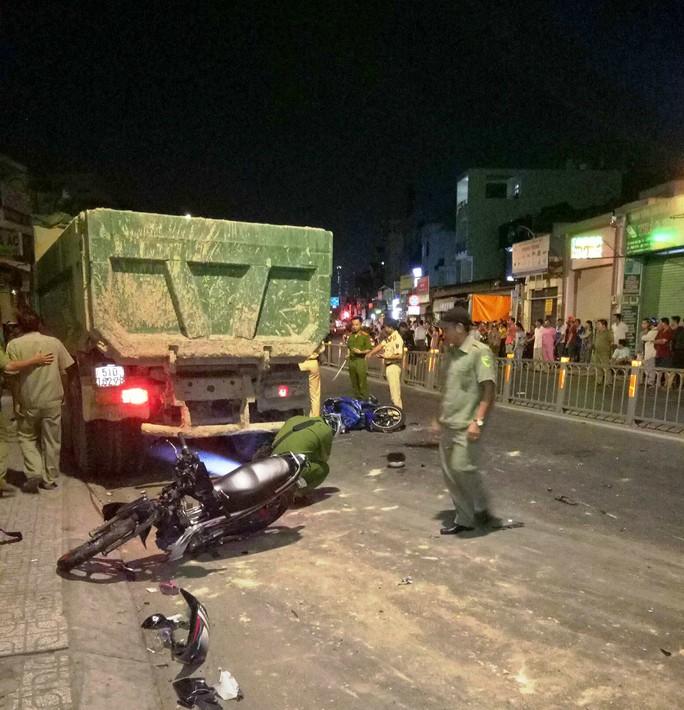1 người tử vong sau vụ tai nạn kinh hoàng ở Gò Vấp - Ảnh 2.