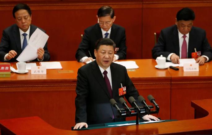 Chủ tịch Trung Quốc đưa ra cảnh báo mạnh mẽ đến Đài Loan - Ảnh 1.