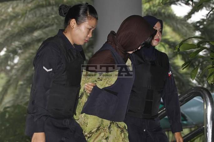 Sau khi bị bắt, Đoàn Thị Hương mới biết ông Kim Jong-nam chết - Ảnh 1.
