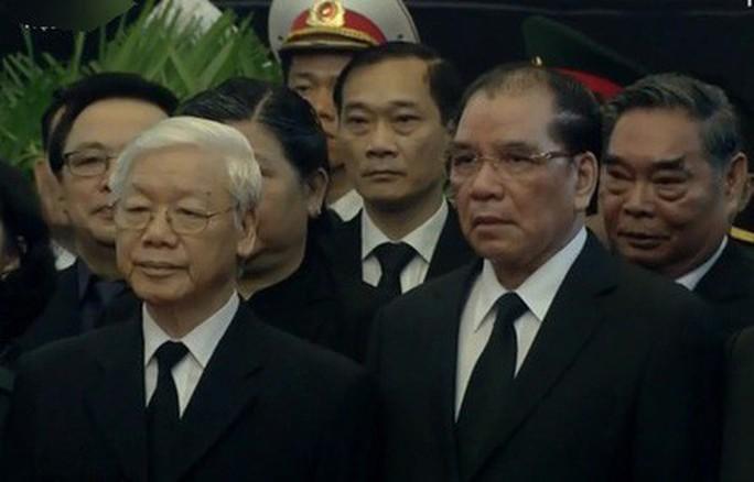 Sáng nay, bắt đầu Quốc tang nguyên Thủ tướng Phan Văn Khải - Ảnh 3.