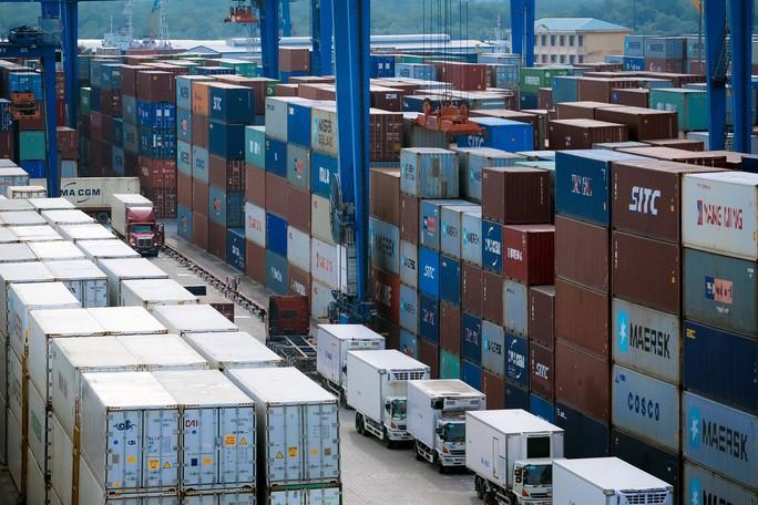 Thực hư chuyện nước ngoài chiếm 80% ngành logistics - Ảnh 1.