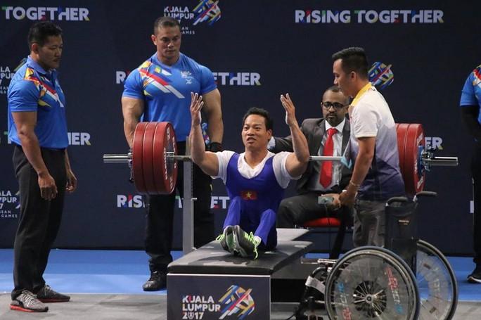 Thể thao người khuyết tật Việt Nam gánh trọng trách - Ảnh 1.