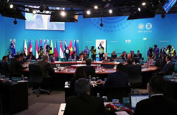 ASEAN chớp lấy cơ hội - Ảnh 1.