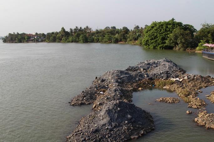 Lại lấp, lấn sông Đồng Nai - Ảnh 7.