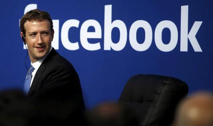 Facebook gặp tai họa - Ảnh 1.