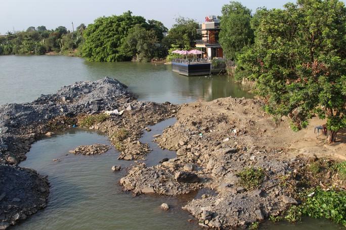 Lại lấp, lấn sông Đồng Nai - Ảnh 9.
