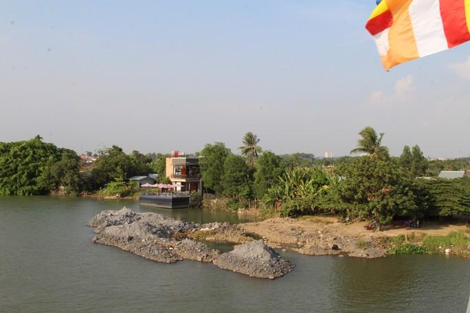 Lại lấp, lấn sông Đồng Nai - Ảnh 10.