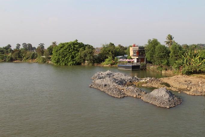 Lại lấp, lấn sông Đồng Nai - Ảnh 11.