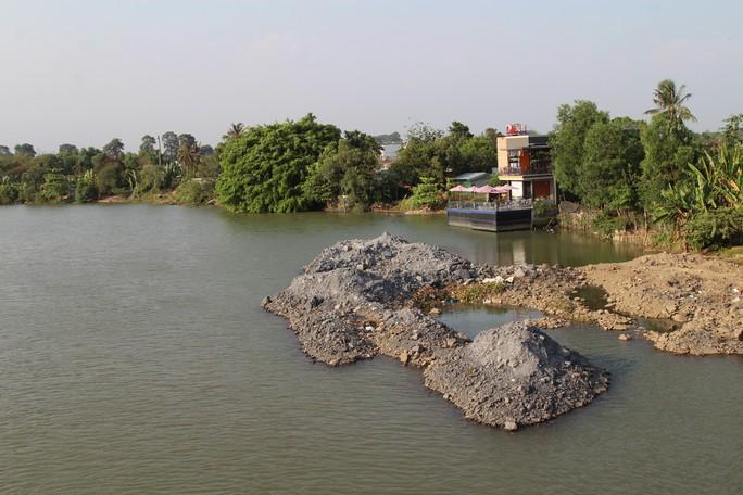 Lại lấp, lấn sông Đồng Nai - Ảnh 14.