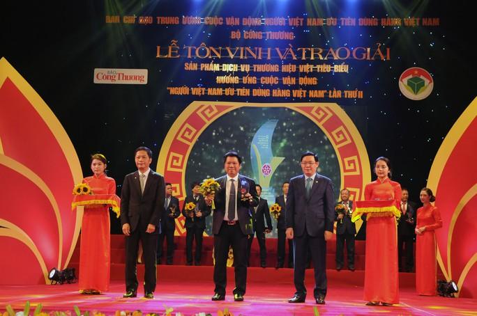 Saigon Co.op là doanh nghiệp có dịch vụ thương hiệu Việt xuất sắc - Ảnh 1.