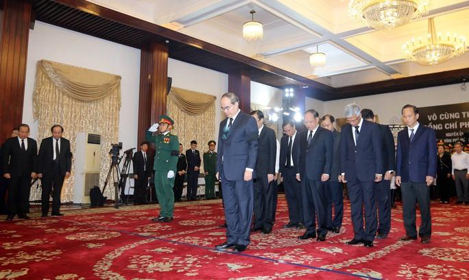 Cố Thủ tướng Phan Văn Khải đang trên đường về đất mẹ - Ảnh 19.