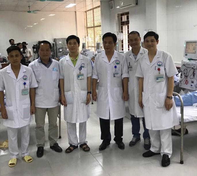 Khoa lọc máu hoạt động trở lại sau sự cố 8 bệnh nhân chạy thận tử vong - Ảnh 3.