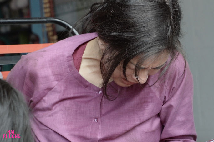 Ngô Thanh Vân té nứt xương đầu gối trên trường quay - Ảnh 3.