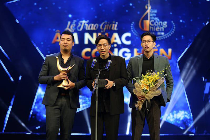 Mỹ Tâm giành cú đúp giải Âm nhạc cống hiến - Ảnh 4.