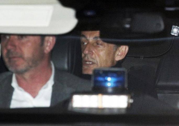Ông Sarkozy chính thức bị điều tra vì cáo buộc nhận tiền Libya - Ảnh 1.