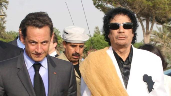 Ông Sarkozy chính thức bị điều tra vì cáo buộc nhận tiền Libya - Ảnh 2.