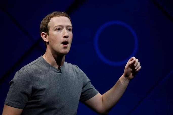 Ông chủ Facebook lần đầu lên tiếng sau bê bối - Ảnh 1.