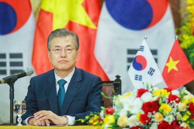 Tổng thống Moon Jae In cam kết các biện pháp bảo vệ cô dâu Việt - Ảnh 10.