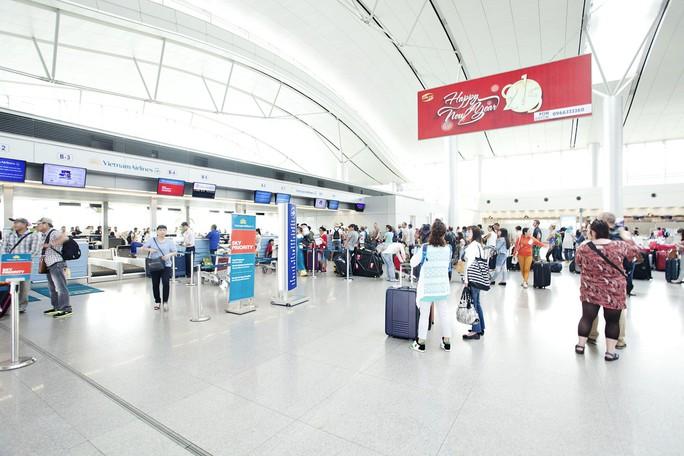 Tân Sơn Nhất vào top sân bay có năng lực vận chuyển tốt nhất - Ảnh 1.