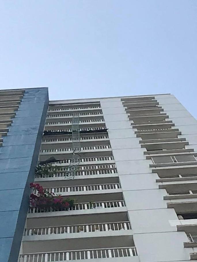 UBND TP HCM yêu cầu khẩn về vụ cháy chung cư Carina - Ảnh 1.