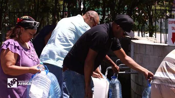 36% đô thị khát nước vào năm 2050 - Ảnh 1.