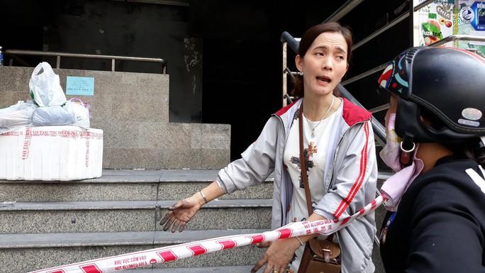 Vụ cháy chung cư Carina: Tôi đã bước qua những xác người - Ảnh 3.