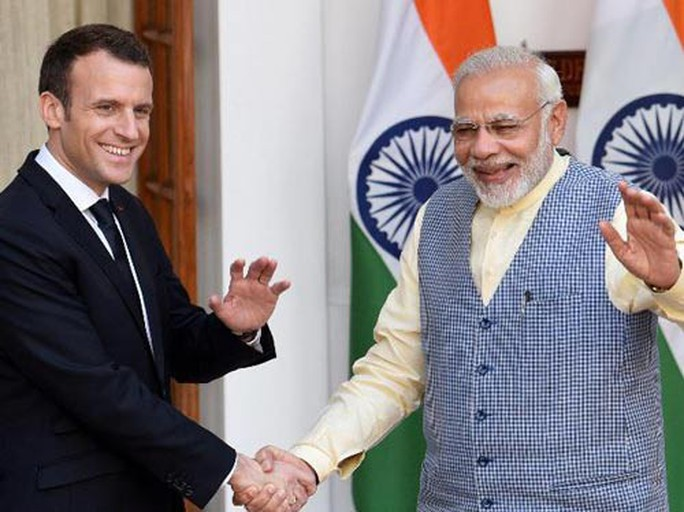 Ấn Độ kết chuỗi ngọc trai đọ với Trung Quốc - Ảnh 1.