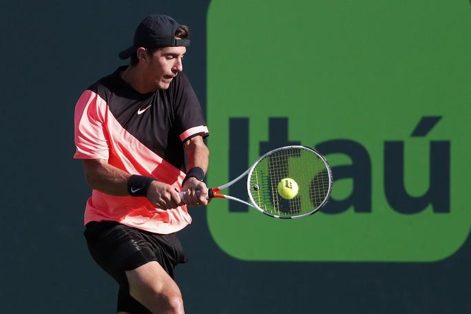 Roger Federer gục ngã tại Miami Open - Ảnh 2.